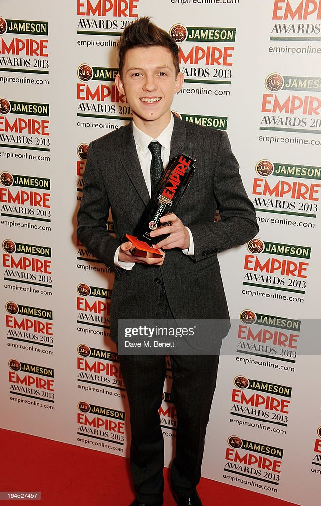 Jameson Empire Awards 2013 - Press Room : News Photo