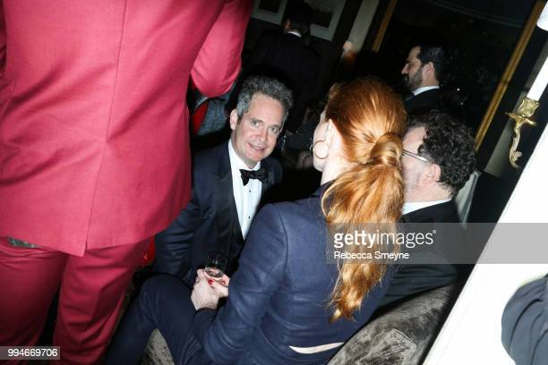 Tom Hollander attends the 10th Annual OM Tony Awards party at the Carlyle on June 10 2018 in New York New York