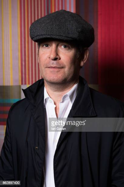 Tom Hollander attends the Louise DahlWolfe exhibition private view at The Fashion and Textile Museum on October 18 2017 in London England