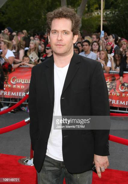 Tom Hollander during 'Pirates of the Caribbean At World's End' World Premiere Arrivals at Disneyland in Anaheim California United States