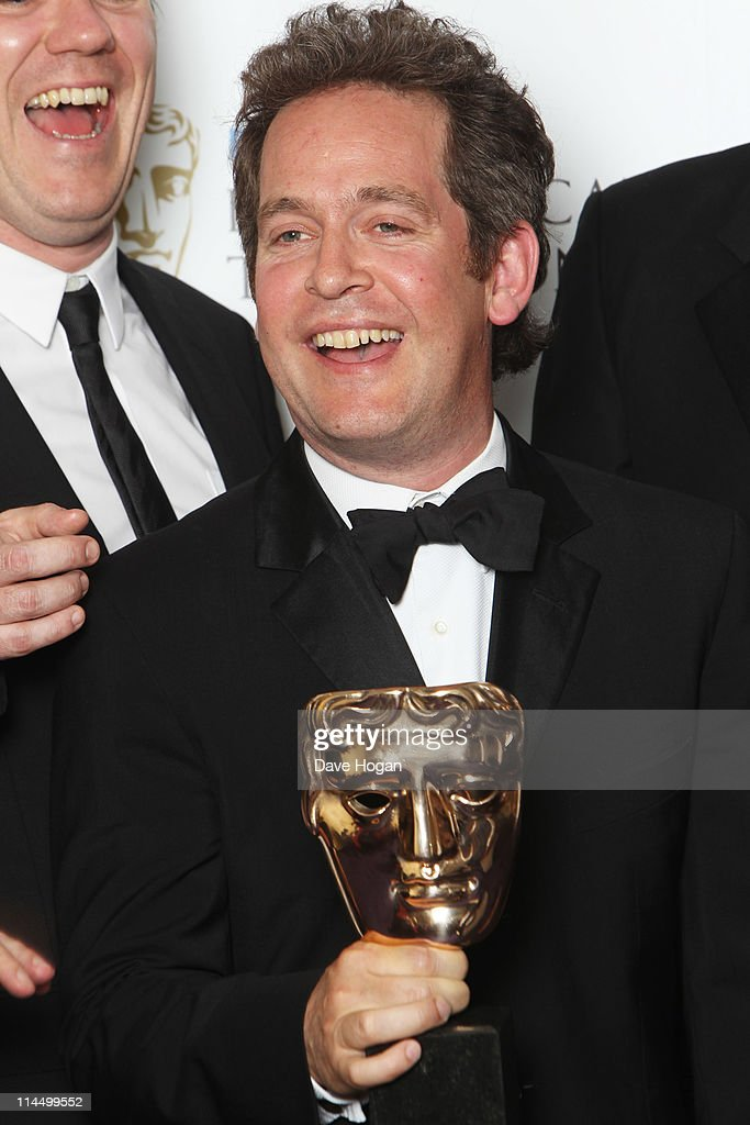 Philips British Academy Television Awards - Winners Boards : News Photo