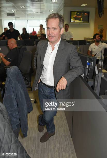 Tom Hollander representing SMA Trust attends BGC Charity Day on September 11 2017 in London United Kingdom