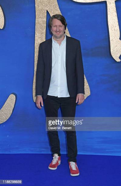 Tom Hooper attends a photocall for Cats at the Corinthia Hotel London on December 13 2019 in London England