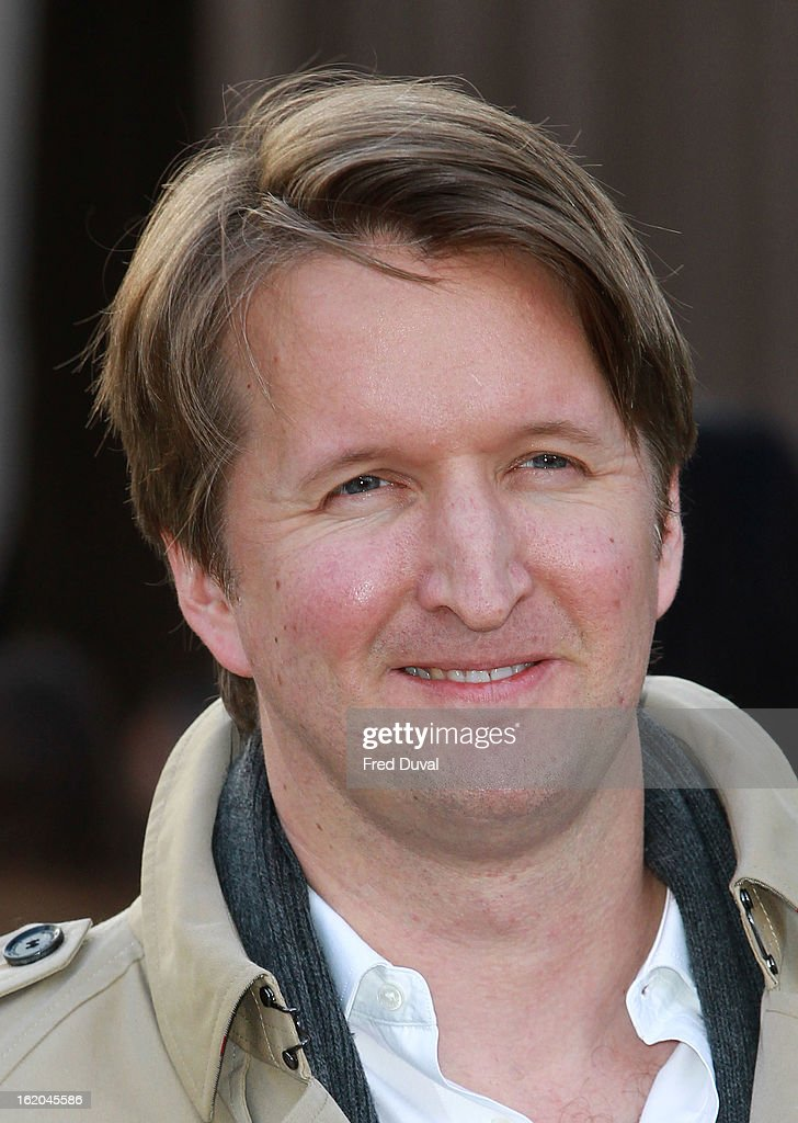 Tom Hooper attends the Burberry Prorsum show during London Fashion Week Fall/Winter 2013/14 at on February 18, 2013 in London, England.
