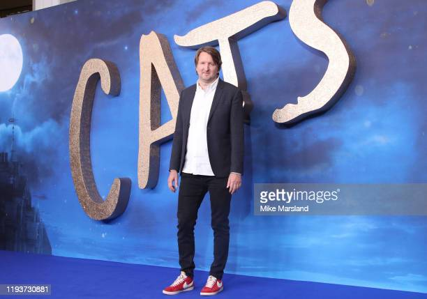 Tom Hopper attends the Cats photocall at The Corinthia Hotel on December 13 2019 in London England