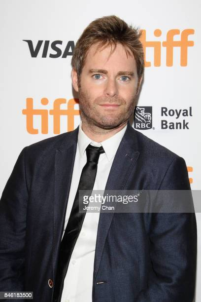 Tom Howe attends the Professor Marston The Wonder Women premiere during the 2017 Toronto International Film Festival at Princess of Wales Theatre on...