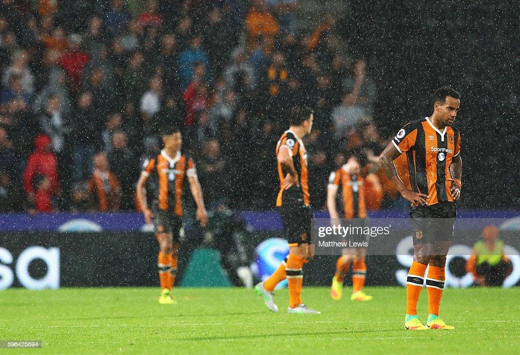 Hull City v Manchester United - Premier League : News Photo