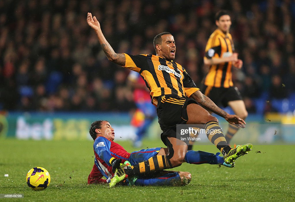 Crystal Palace v Hull City - Premier League