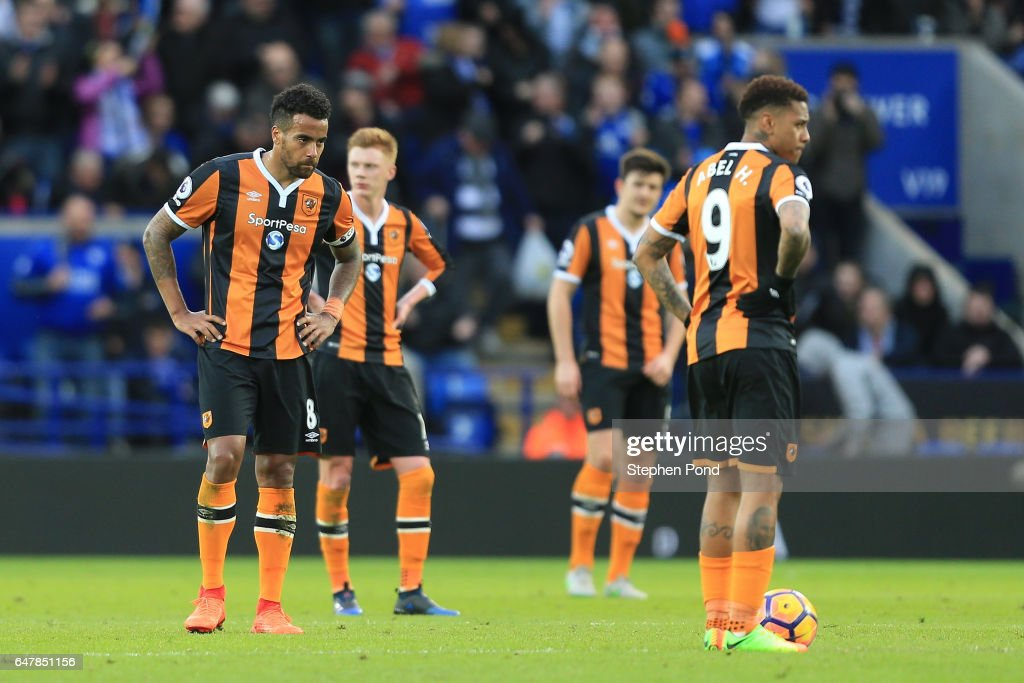 Leicester City v Hull City - Premier League : News Photo