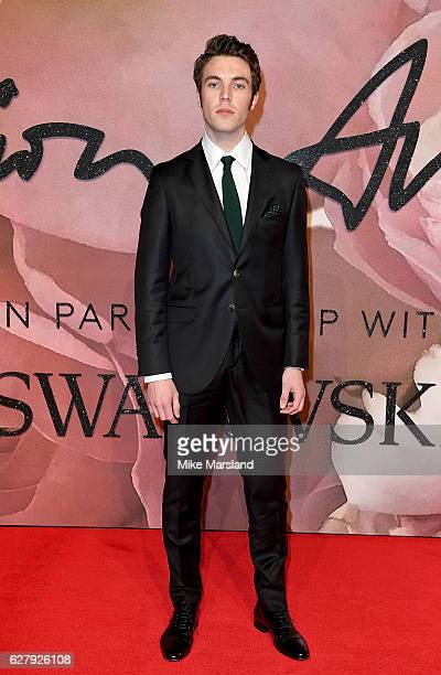 Tom Hughes attends The Fashion Awards 2016 on December 5 2016 in London United Kingdom