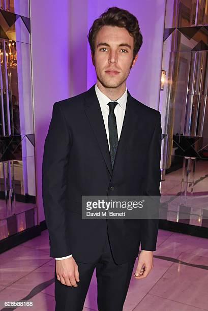 Tom Hughes attends The London Evening Standard British Film Awards at Claridge's Hotel on December 8 2016 in London England