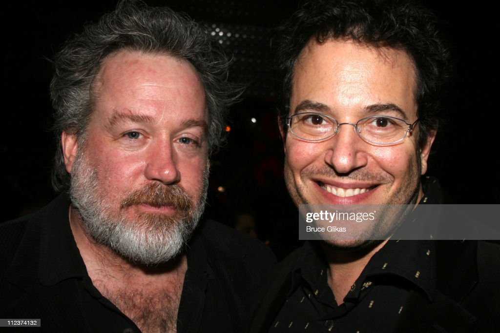 Tom Hulce and Michael Mayer during 'A Moon for the Misbegotten' Opening Night - After Party at 230 5th Avenue Party Space in New York, New York, United States.