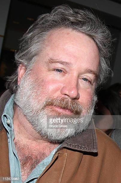 Tom Hulce attends the OffBroadway opening night of 'Ruined' at the New York City Center on February 10 2009 in New York City