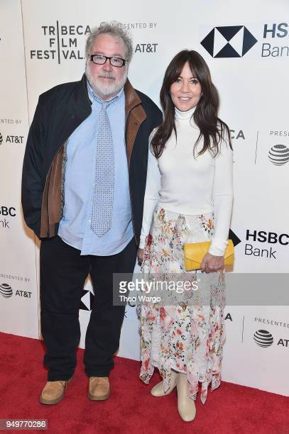 Tom Hulce attends 'The Seagull' premiere during the 2018 Tribeca Film Festival at BMCC Tribeca PAC on April 21 2018 in New York City