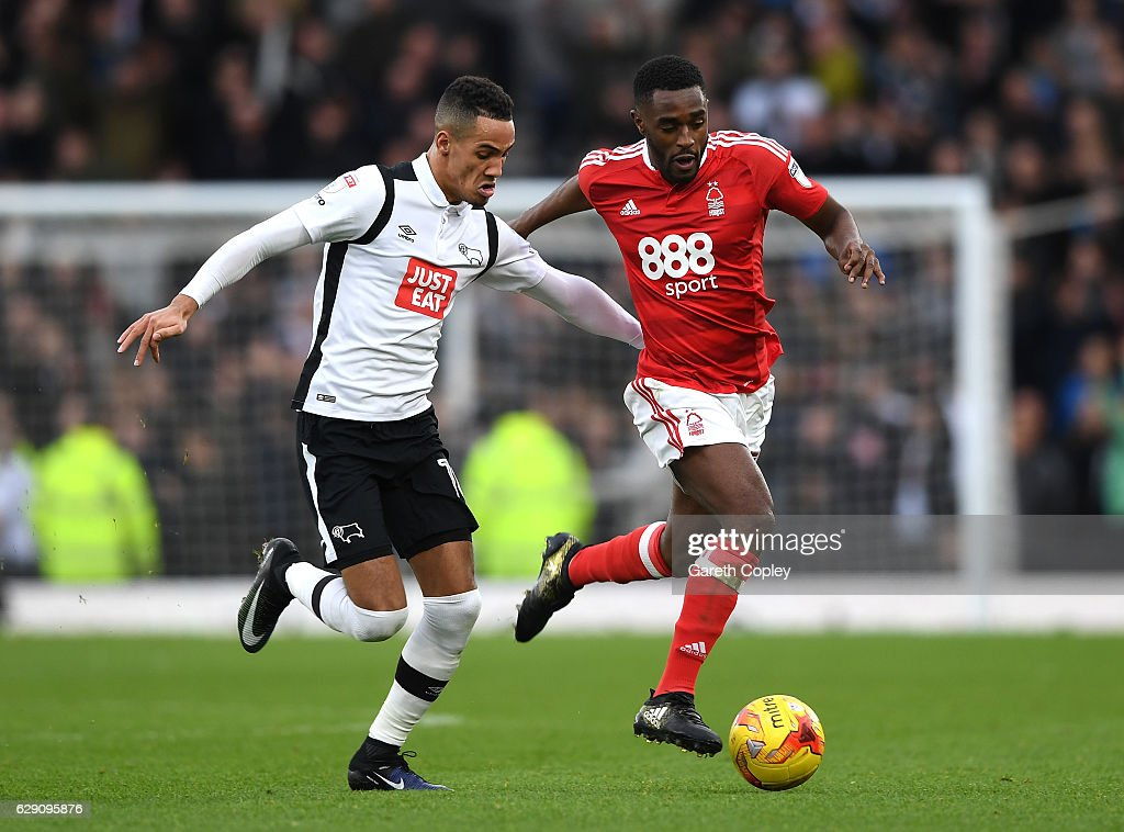 Derby County v Nottingham Forest - Sky Bet Championship