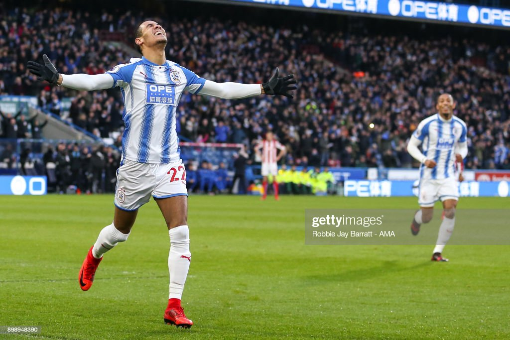 Huddersfield Town v Stoke City - Premier League