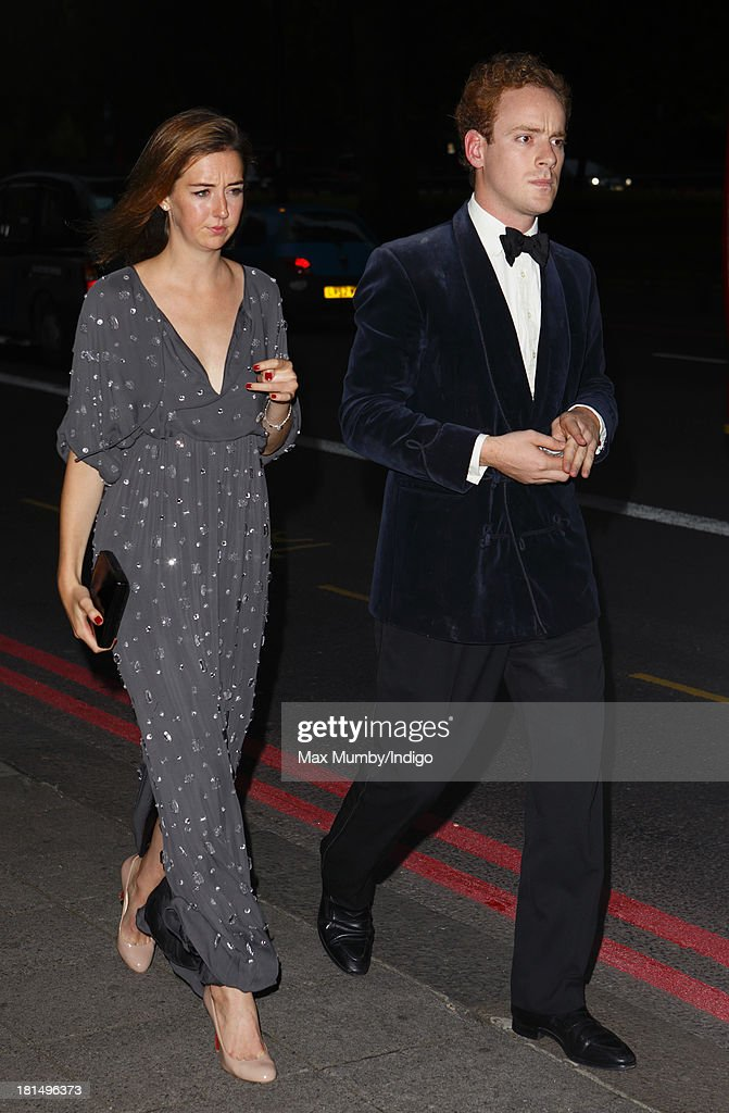 Tom Inskip attends the Boodles Boxing Ball at the Grosvenor House Hotel on September 21, 2013 in London, England.