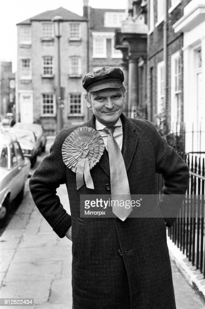 Tom Iremonger, Conservative Independent Democrat Party parliamentary candidate for the Ilford North by-election, 1st March 1978.