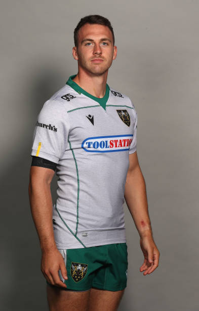 GBR: Northampton Saints Photocall
