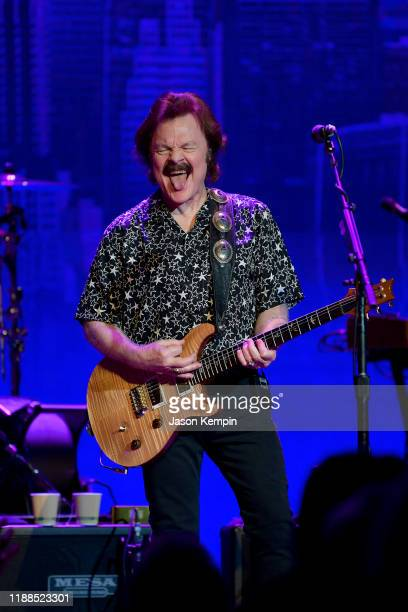 Tom Johnston of The Doobie Brothers Performs Toulouse Street And The Captain and Me Albums Live at The Ryman on November 18, 2019 in Nashville,...
