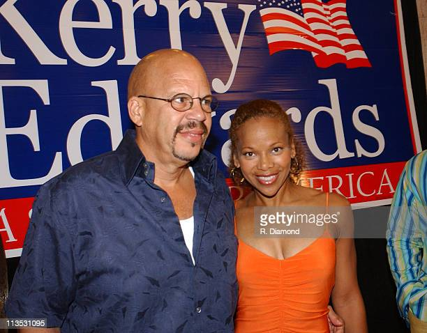 Image result for donna richardson and tom joyner