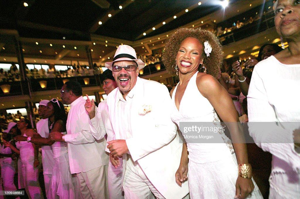 Tom Joyner Wife Donna Richardson