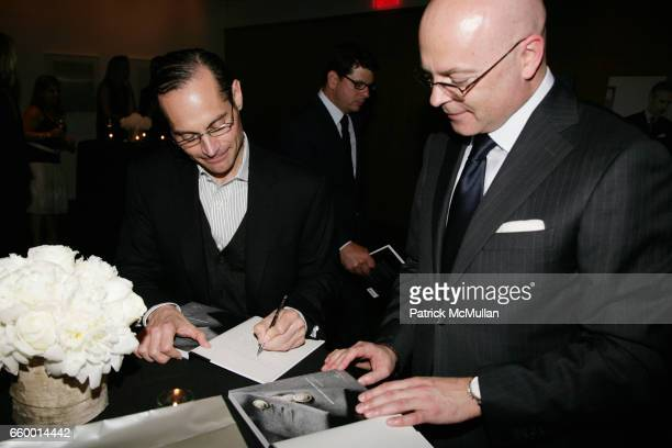 4fe03c5460 Tom Julian and Giorgio Canali attend GQ NORDSTROM Guide to MEN S STYLE at  The Modern on