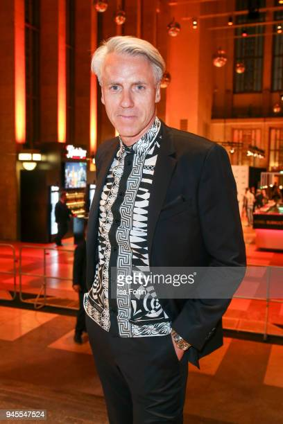 Tom Junkersdorf during the Echo Award after show party at Palais am Funkturm on April 12 2018 in Berlin Germany