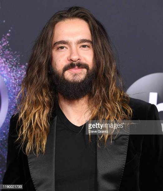 Tom Kaulitz arrives at the 2019 American Music Awards at Microsoft Theater on November 24 2019 in Los Angeles California