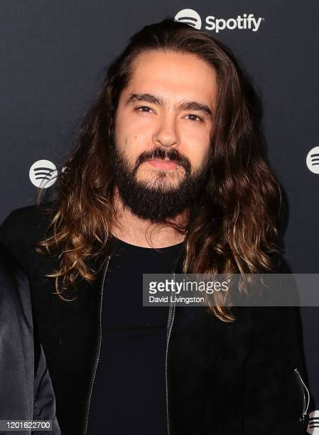 Tom Kaulitz attends the Spotify Best New Artist 2020 Party at The Lot Studios on January 23 2020 in Los Angeles California