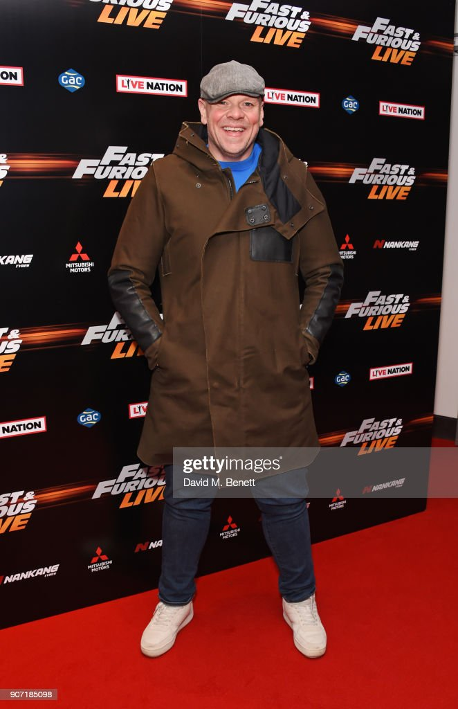 """Fast & Furious Live"" Global Premiere At The O2 Arena London - VIP Arrivals"