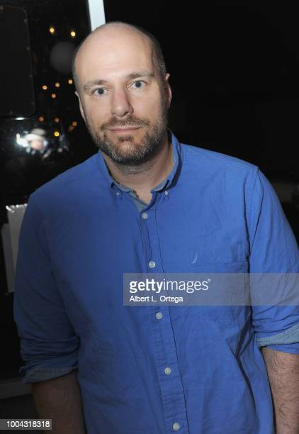 Tom King attends the 31st Kinda'Annual DeadDog Party held at The Barriohaus on July 22 2018 in San Diego California