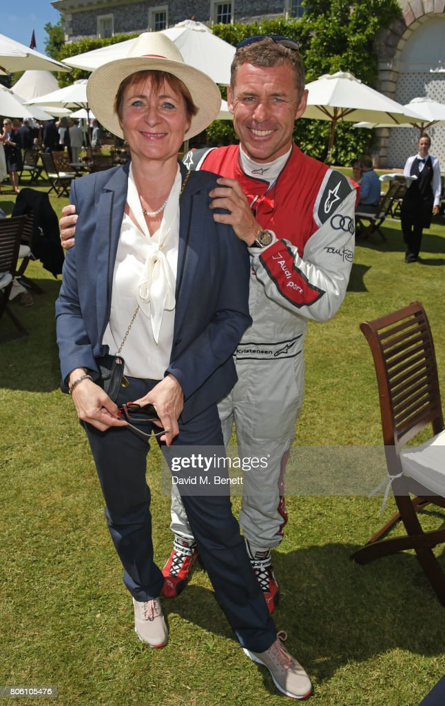 Cartier Style Et Luxe At The Goodwood Festival Of Speed