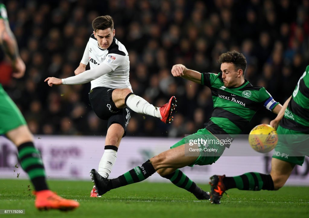 Derby County v Queens Park Rangers - Sky Bet Championship : News Photo
