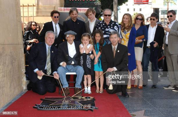 Tom LeBonge Mark Canton Viggo Mortensen Dennis Hopper Galen Hopper Henry Lee Hopper Jack Nicholson and Leron Gubler as well as other family and...