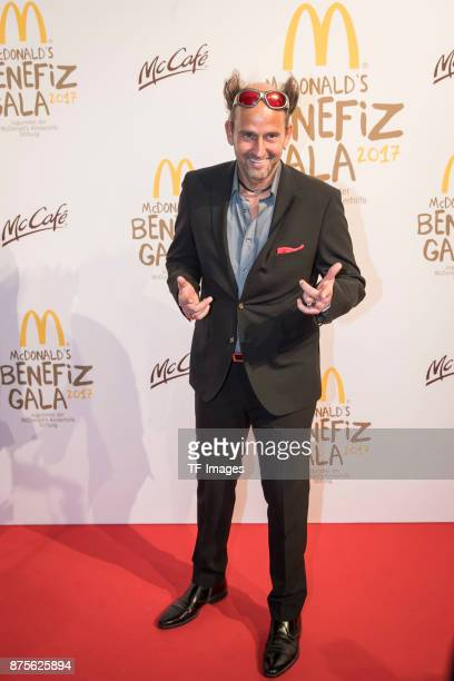Tom Lehel attends the McDonald's charity gala at Hotel Bayerischer Hof on November 10 2017 in Munich Germany