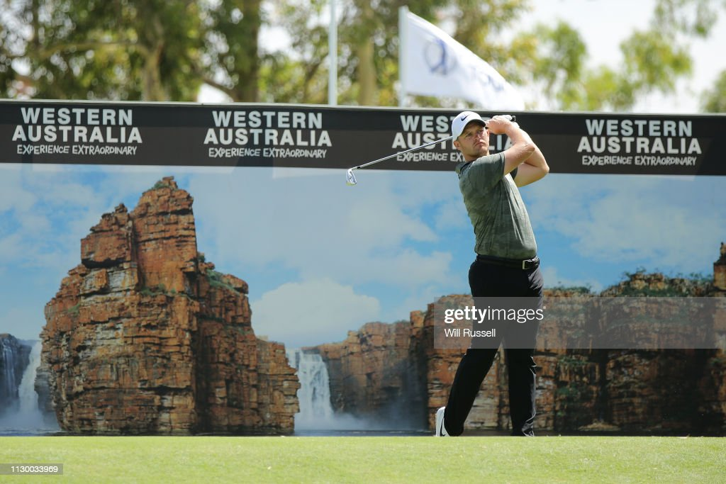 AUS: ISPS Handa World Super 6 Perth - Day Three