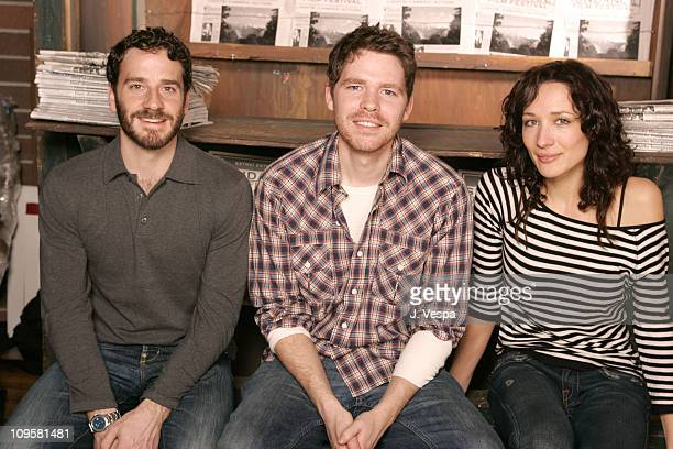 Tom Little producer Craig Macneill director and Ana Asensio