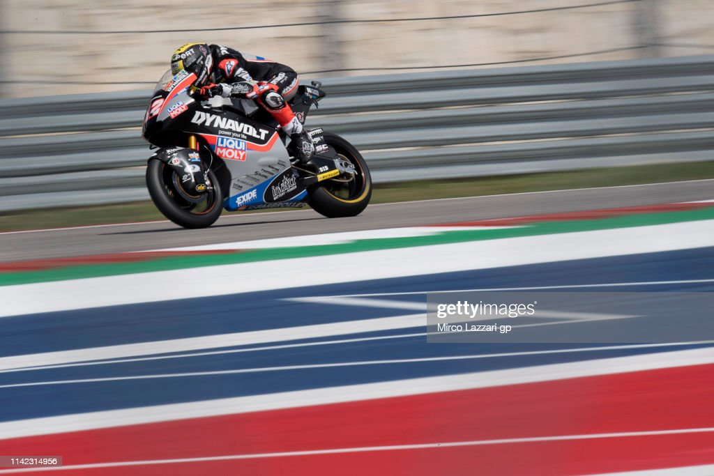 MotoGp Red Bull U.S. Grand Prix of The Americas - Free Practice : News Photo