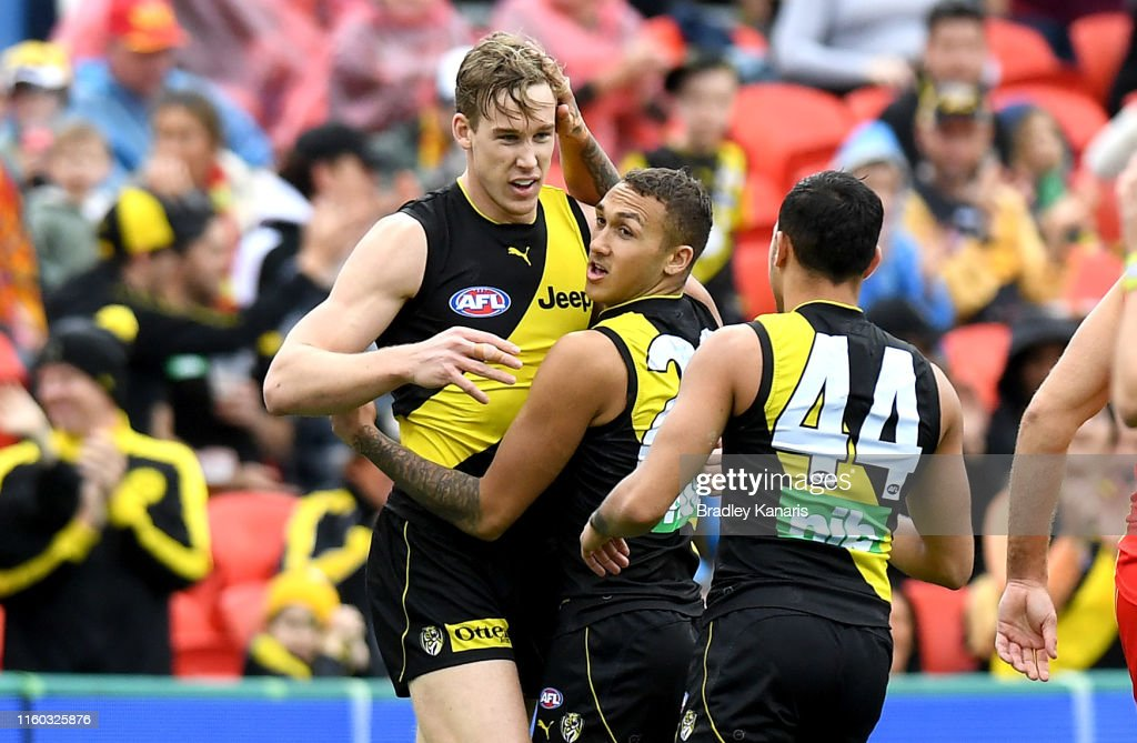 AFL Rd 16 - Gold Coast v Richmond : News Photo