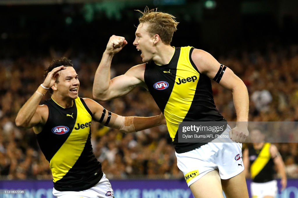 AFL Rd 1 - Carlton v Richmond : News Photo