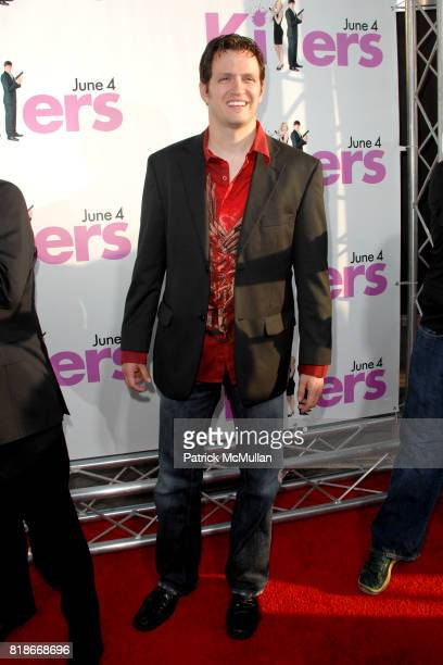 Tom Malloy attends 'Killers' Los Angeles Premiere at ArcLight Cinemas on June 1 2010 in Hollywood California