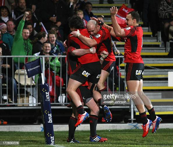 Crusaders V Chiefs Photos And Images