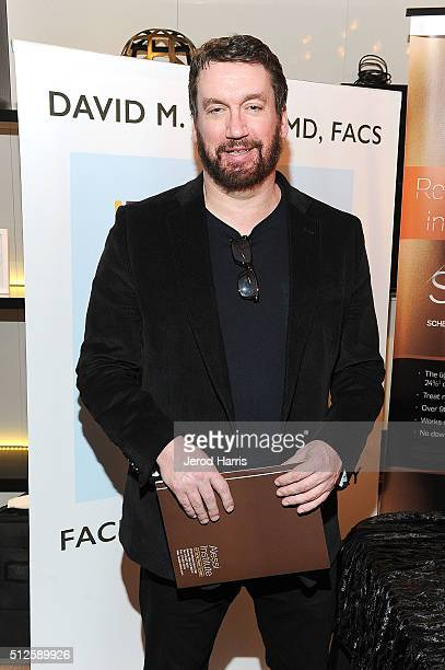 Tom McArdle attends the GBK LifeCell 2016 Pre Oscar Lounge at The London West Hollywood on February 26 2016 in West Hollywood California