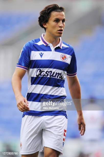 Tom McIntyre of Reading FC looks on during the Carabao Cup Second Round match between Reading and Luton Town at Madejski Stadium on September 15 2020...
