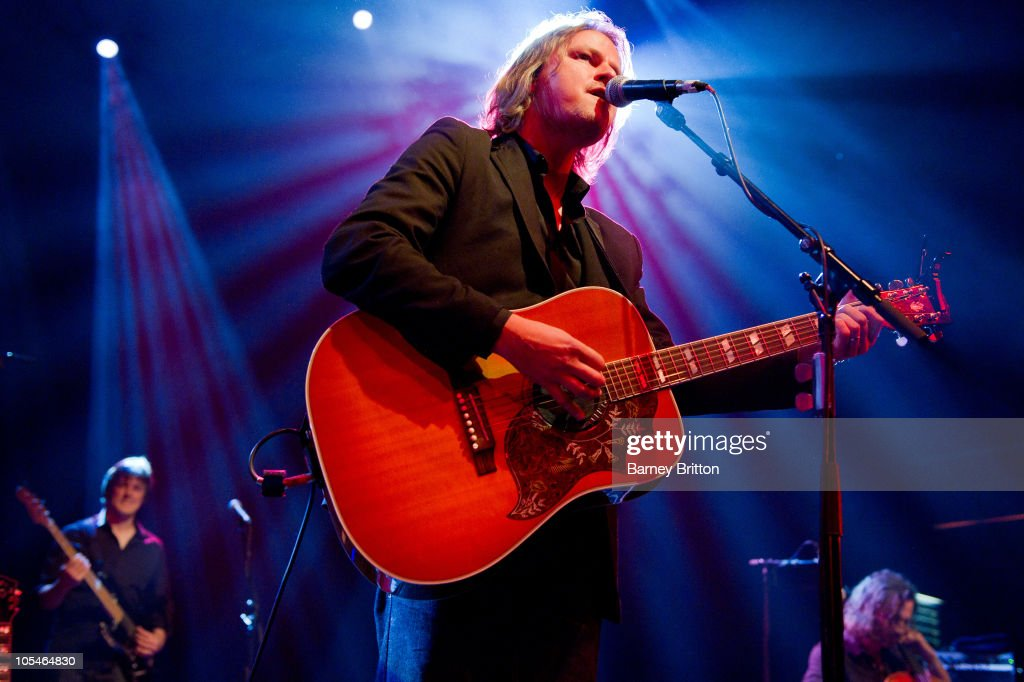 Tom McRae Performs At Shepherds Bush Empire In London