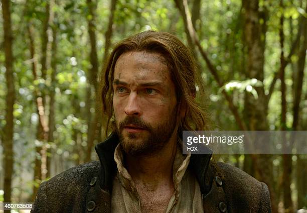 Tom Mison in the 'Hellfire' second season premiere episode of SLEEPY HOLLOW airing Monday Sept 22 2014 on FOX