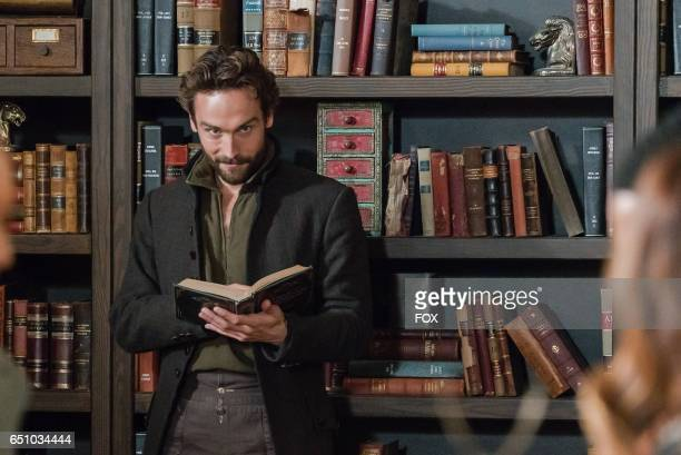 Tom Mison in the Homecoming episode of SLEEPY HOLLOW airing Friday Feb 10 on FOX