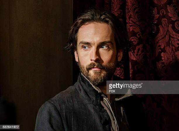 Tom Mison in the Incident At Stone Manor' episode of SLEEPY HOLLOW airing Friday Feb 12 on FOX