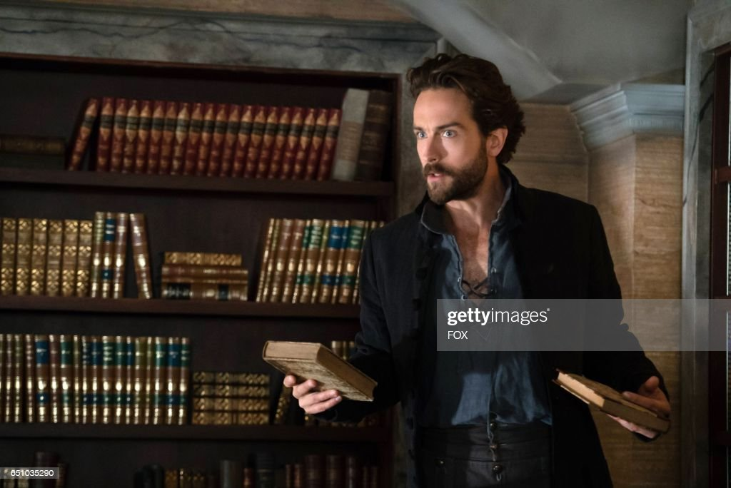 Tom Mison in the Loco Parentis episode of SLEEPY HOLLOW airing Friday, Feb. 17 (9:00-10:00 PM ET/PT) on FOX.